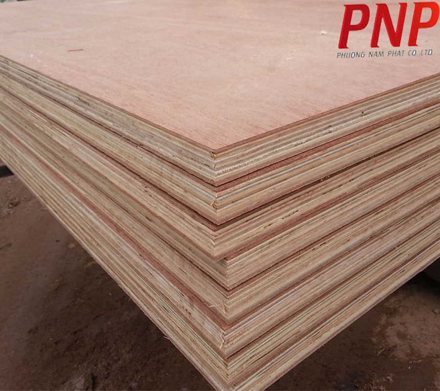 Standard Container flooring plywood - Container plywood - All