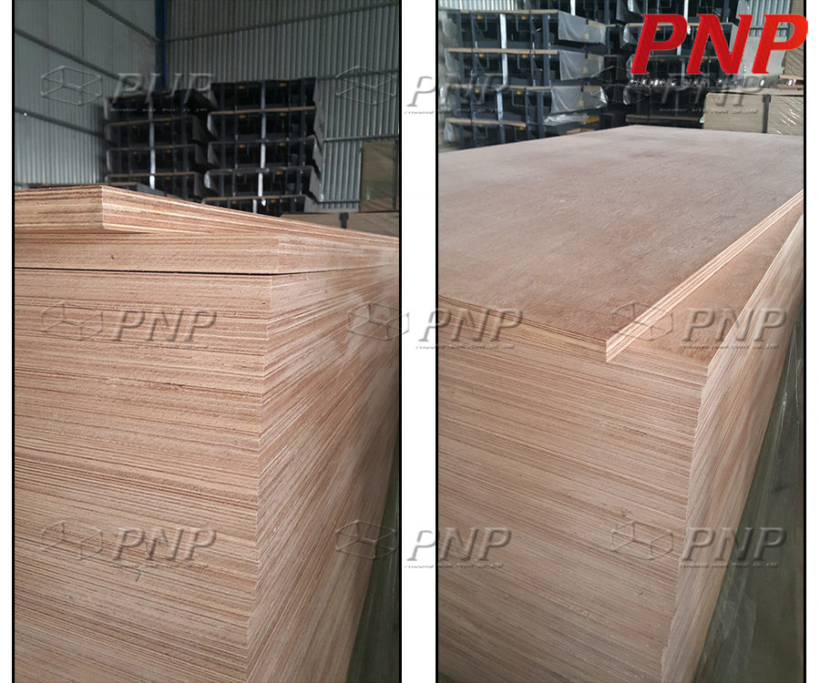 28*1220*2440mm Container plywood - Container plywood - All container