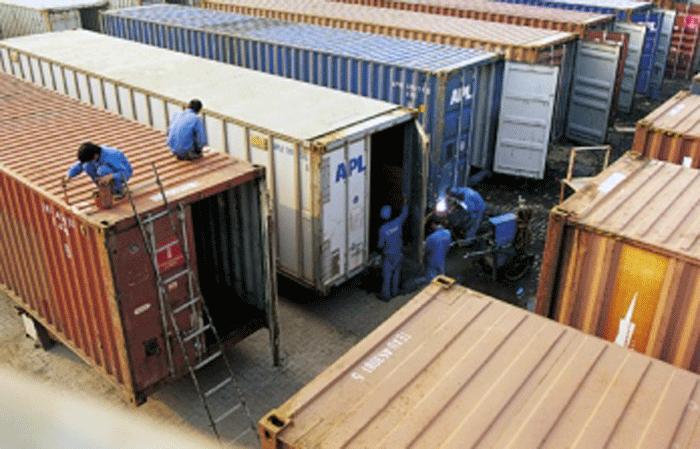 container-repairing